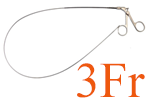 3Fr Flexible Forceps