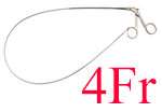 4Fr Flexible Forceps