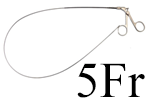 5Fr Flexible Forceps