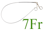 7Fr Flexible Forceps