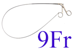 9Fr Flexible Forceps