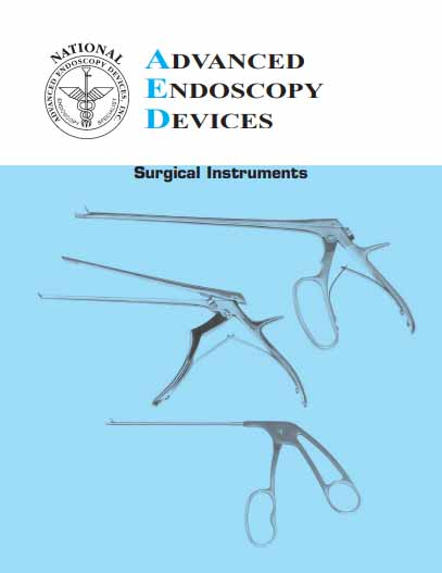 AED Surgical Instruments Catalog