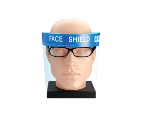 SINGLE-USE FACE SHIELDS (QTY. 200)