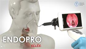 ENDOPRO-CAM® Elite: Flexible Laryngoscopy