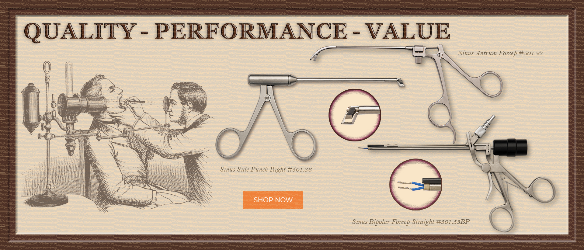 Quality Performance Value